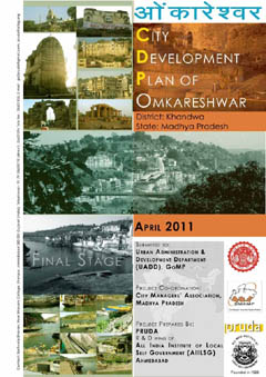 CDP of Omkareshwar - English
